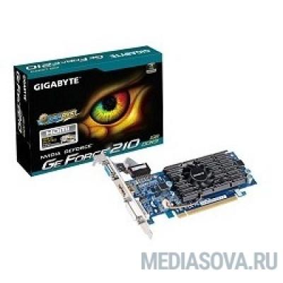 Видеокарта Gigabyte GV-N210D3-1GI (v6.0) RTL