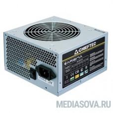 Chieftec 450W OEM [GPA-450S8] ATX-12V V.2.3 PSU with 12 cm fan, Active PFC, ficiency >80% 230V only