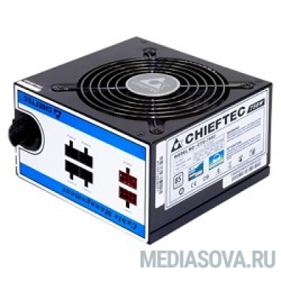 Блок питания Chieftec 750W RTL [CTG-750C-(Box)] ATX-12V V.2.3/EPS-12V, PS-2 type with 12cm Fan, PFC,Cable Management ,Efficiency >85  , 230V ONLY