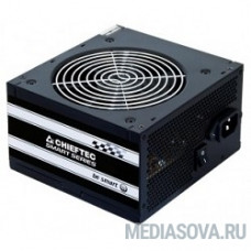 Chieftec 600W RTL [GPS-600A8] ATX-12V V.2.3 PSU with 12 cm fan, Active PFC, fficiency >80% with power cord 230V only