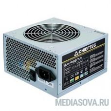Chieftec 400W OEM [GPA-400S8] ATX-12V V.2.3 PSU with 12 cm fan, Active PFC, ficiency >80% 230V only