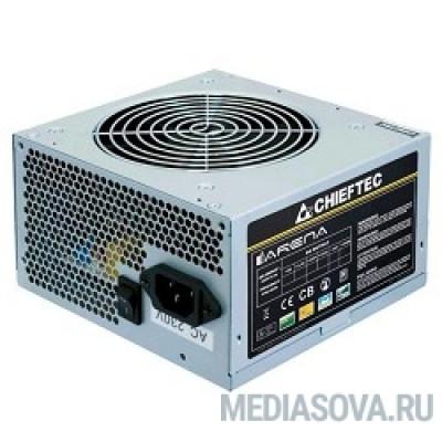 Блок питания Chieftec 400W OEM [GPA-400S8] ATX-12V V.2.3 PSU with 12 cm fan, Active PFC, ficiency >80% 230V only