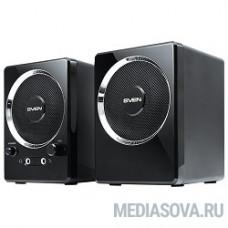SVEN 247, черный  пластиковые, 2x 2Вт, USB, черные