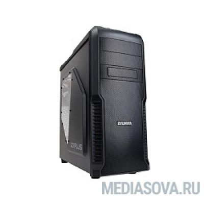 MidiTower Zalman Z3 Plus (без БП) черный
