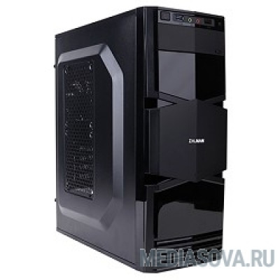 Minitower Zalman ZM-T3 Black MicroATX (без БП)