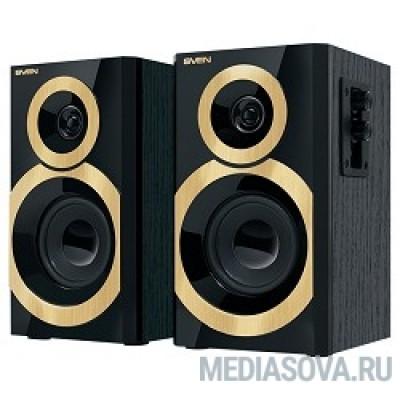 SVEN SPS-619 GOLD акустическая система 2.0, мощность 2х10 Вт(RMS)