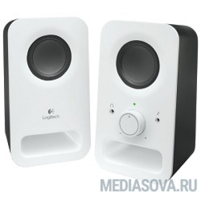 Logitech Z-150 980-000815 Speakers snow white Колонки