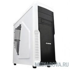 MidiTower Zalman Z3 Plus (без БП) белый