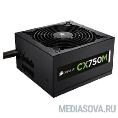 Блок питания Corsair CX 750M RTL CP-9020061-EU 750W, ATX, 120mm, 4xSATA, 2xPCI-E, APFC