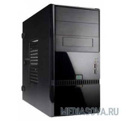 Mini Tower InWin  ENR-022BL  Black 400W  mATX [6100468] Haswell
