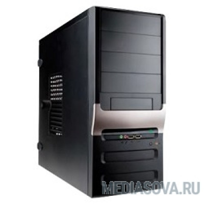 Midi Tower InWin  EC-025BL  Black 450W  ATX [6101060] Haswell