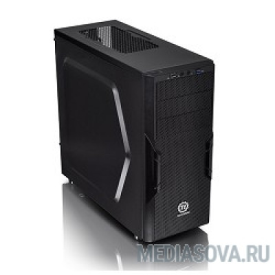 Case Tt Versa H22 Midi Tower Black, USB3.0, w/o PSU [CA-1B3-00M1NN-00]