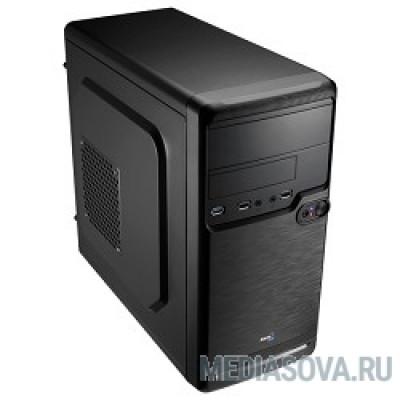 Mini Tower AeroCool Qs-182 черный w/o PSU mATX EN52926
