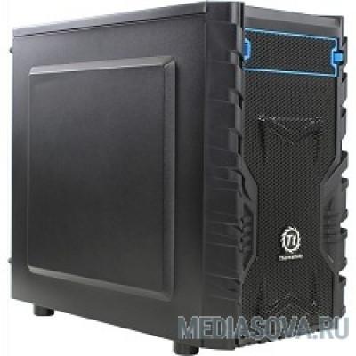 Case Tt Versa H13 mATX/ black/ USB 3.0/ no PSU [CA-1D3-00S1NN-00]