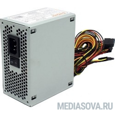 Блок питания Exegate EX221635RUS / 251752  Блок питания 300W ITX-M300, SFX, 8cm fan, 24+4pin, 2*SATA, 1*FDD, 1*IDE