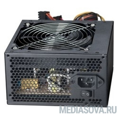 Блок питания Exegate EX221985RUS Блок питания 350W ATX-XP350 OEM, black, 12cm fan, 24+4pin, 3*SATA, 1*FDD, 2*IDE [251758]