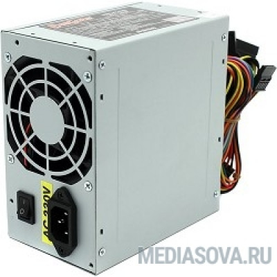 Блок питания Exegate EX219183RUS /251760  Блок питания 400W ATX-AB400 OEM, 8cm fan, 24+4pin, 2*SATA, 2*IDE