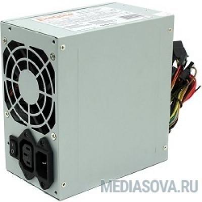 Блок питания Exegate EX165131RUS Блок питания 400W ATX-CP400 OEM, 8cm fan, 24+4pin, 3*SATA, 1*FDD, 2*IDE