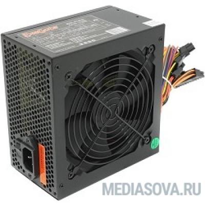 Блок питания Exegate EX219459RUS / 251764 Блок питания 400W ATX-XP400 OEM, black, 12cm fan, 24+4pin, 3*SATA, 1*FDD, 2*IDE