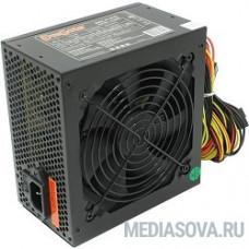 Exegate EX219461RUS Блок питания 450W ATX-XP450 OEM, black, 12cm fan, 24+4pin, (6+2)pin PCI-E, 3*SATA, 1*FDD, 2*IDE