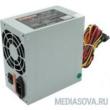 Exegate EX219457RUS Блок питания 500W ATX-CP500 OEM, 8cm fan, 24+4pin, 3*SATA, 1*FDD, 2*IDE [251773]