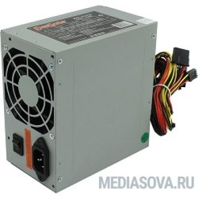 Блок питания Exegate EX172785RUS Блок питания 450W Exegate CP450 OEM, ATX, 8cm fan, 24+4pin, 3*SATA, 1*FDD, 2*IDE