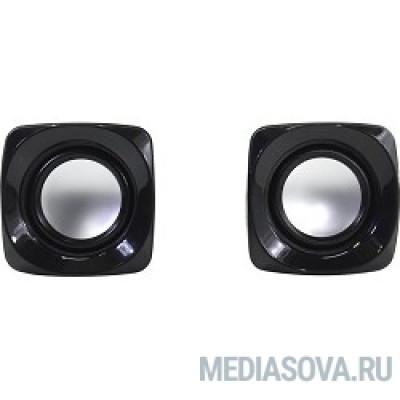 AC SVEN 120, чёрный (5 Вт, питание USB)