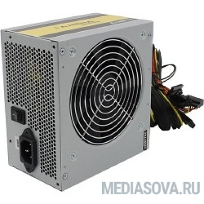 Блок питания Chieftec 550W OEM [GPA-550S] ATX-12V V.2.3 PSU with 12 cm fan, Active PFC, 230V only