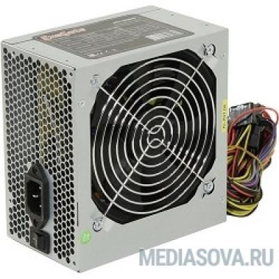 Блок питания Exegate EX244553RUS Блок питания 400W Exegate UN400, ATX, 12cm fan, 24+4pin, 4*SATA, 1*FDD, 1*IDE [251763]