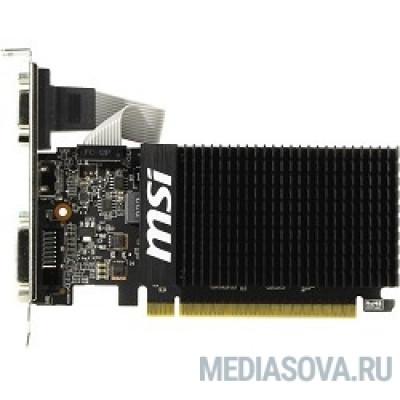 Видеокарта MSI GT710 1GD3H LP RTL