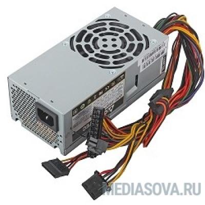 Блок питания Chieftec 300W OEM GPF-300P [Smart] TFX v2.3,  A.PFC, КПД>85%, 2x SATA, 2x MOLEX, Fan 8 cm