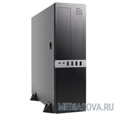 Foxline FL-203-TFX300S    micro-ATX, mini-ITX 300 W,2xUSB3.0, 2xUSB2.0, 8cm. fan