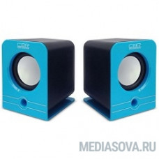 CBR CMS 303 Blue 2.0 CBR CMS 303, Blue. 3W*2, USB