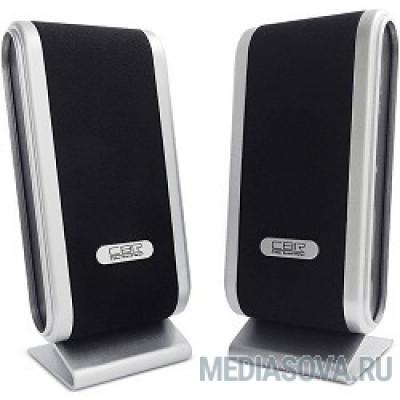 CBR CMS 299 Black-Silver, 3.0 W*2, USB