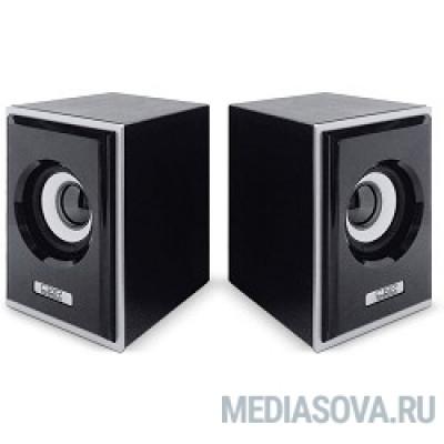 CBR CMS 408 Black-Silver, 3.0 W*2, USB