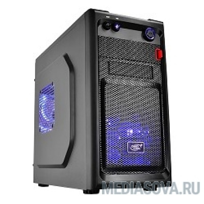 Deepcool SMARTER mATX/mini-ITX, Black, без БП
