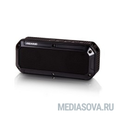 MICROLAB D861BT черная (6W RMS) Bluetooth, IPX5