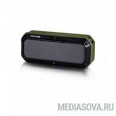 MICROLAB D861BT черно-зеленая (6W RMS) Bluetooth, IPX5