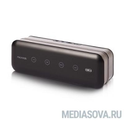 MICROLAB MD663BT черная (6W RMS) Bluetooth, microSD, FM