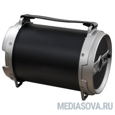 Ginzzu GM-885B, BT-Колонка 18w/3Ah/USB/SD/AUX/FM/караоки/subw