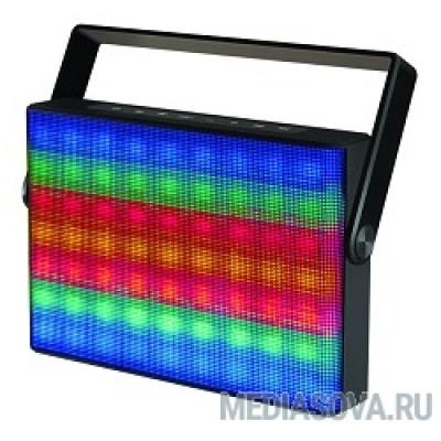 Ginzzu GM-896B, BT-Колонка 6W/1.2AH/USB/TFcard/AUX/FM/цветомузыка