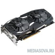 ASUS DUAL-RX580-O4G AMD RX580 4096Mb 256b GDDR5 1360/7000 DVIx1/HDMIx2/DPx2/HDCP RTL