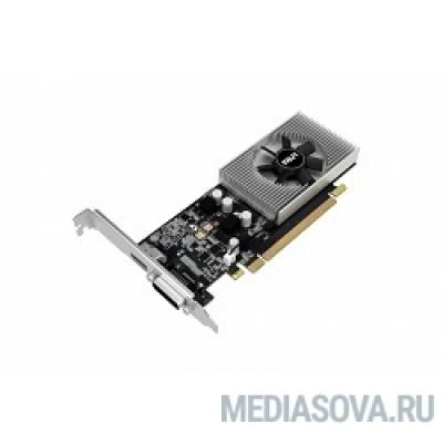 Видеокарта PALIT GeForce GT 1030 2 GB  64bit GDDR5 DVI, HDMI OEM [NE5103000646-1080F]