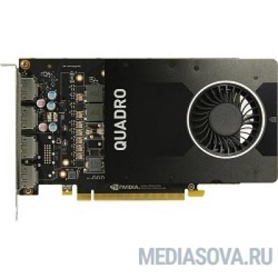 Видеокарта PNY Quadro P2000 5GB RTL [VCQP2000-PB]