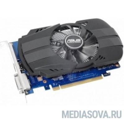 Видеокарта ASUS PH-GT1030-O2G  RTL GT1030, 2Gb GDDR5 64bit DVI, HDMI