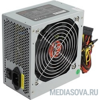 Блок питания Exegate ES261570RUS Блок питания 600W Exegate Special UNS600, ATX, 12cm fan, 24p+4p, 6/8p PCI-E, 3*SATA, 2*IDE, FDD