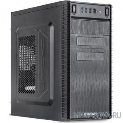 CROWN Корпус MiniTower CMC-403 black mATX (CM-500office)