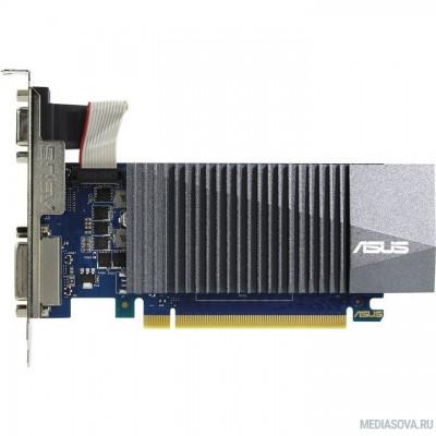 Видеокарта ASUS GT710-SL-1GD5 RTL GT 710 <1Gb, 32bit, GDDR5, DVI+ HDMI+ VGA