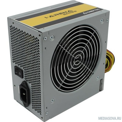 Блок питания Chieftec 500W OEM (APB-500B8) ATX 2.3, Active PFC, 120mm fan