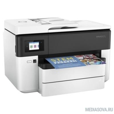 HP Officejet Pro 7730 <Y0S19A> принтер/сканер/копир/факс, А3, ADF,дуплекс,доп лоток 250лст,22/18 стр/мин,USB,Ethernet,WiFi